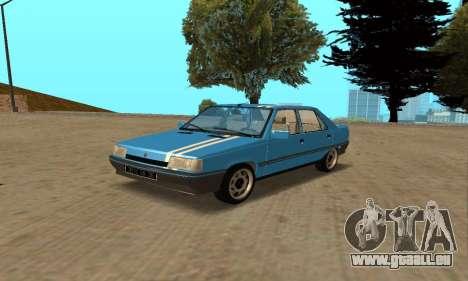 Renault 9 TSE 1992 pour GTA San Andreas roue