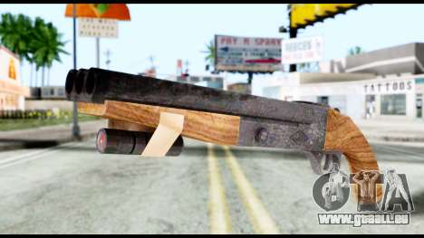 Shotgun from Resident Evil 6 für GTA San Andreas