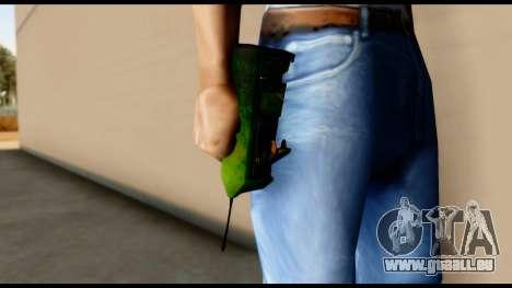 Brasileiro Bomb Detonator pour GTA San Andreas troisième écran