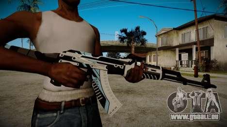 AK-47 Vulcan für GTA San Andreas