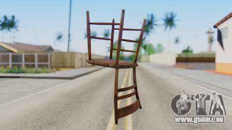 Chair from Silent Hill Downpour für GTA San Andreas zweiten Screenshot