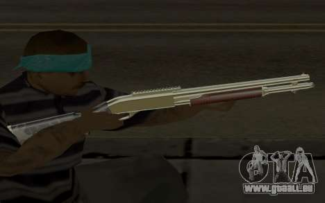 Weapon Pack für GTA San Andreas