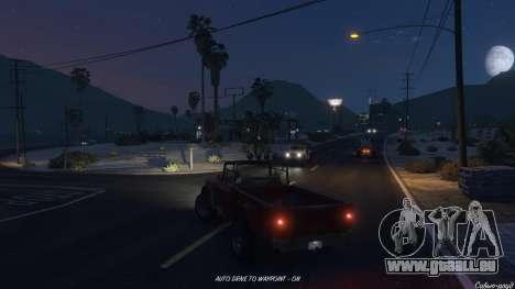 GTA 5 Realistic Vehicle Controls LUA 1.3.1 quatrième capture d'écran