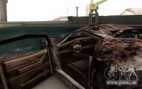 Bullshit für GTA San Andreas rechten Ansicht
