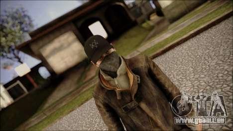 ENBTI for High PC pour GTA San Andreas septième écran