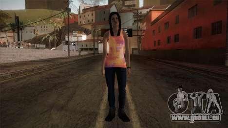 Alara Model Girl für GTA San Andreas zweiten Screenshot