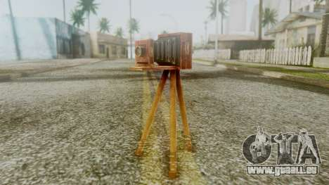 Red Dead Redemption Camera pour GTA San Andreas