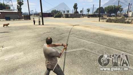 GTA 5 Katana v2.0 dritten Screenshot