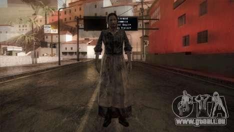 RE4 Maria pour GTA San Andreas deuxième écran