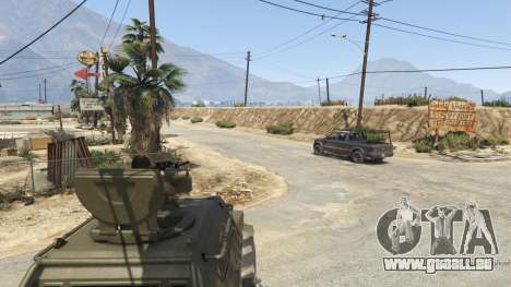 GTA 5 Control Heist Vehicles Solo [.NET] 1.4 zweite Screenshot
