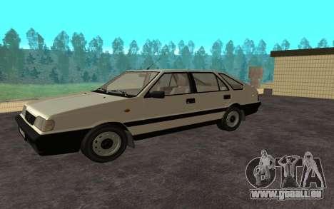 Daewoo FSO Polonez Caro Plus für GTA San Andreas zurück linke Ansicht