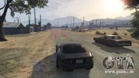 GTA 5 Vehicle Weapons .NET 0.1 deuxième capture d'écran