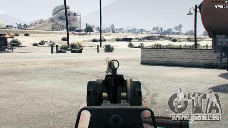 GTA 5 Battlefield 4 CZ805 sechster Screenshot