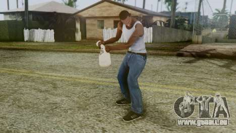 Red Dead Redemption Money für GTA San Andreas dritten Screenshot