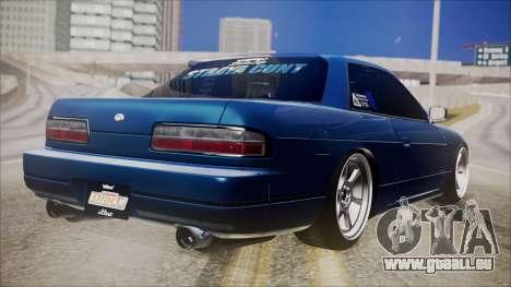 Nissan Onevia pour GTA San Andreas laissé vue