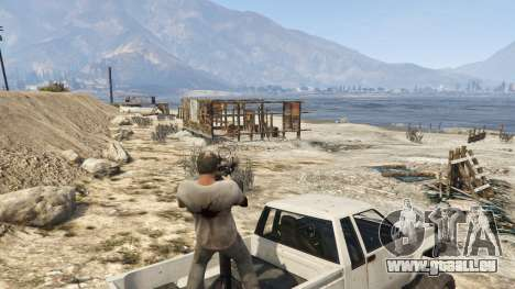 GTA 5 Control Heist Vehicles Solo [.NET] 1.4 sechster Screenshot