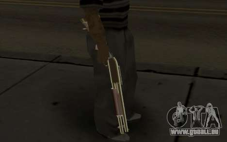 Weapon Pack für GTA San Andreas zweiten Screenshot