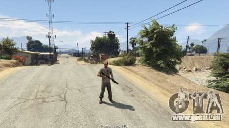 Powerful Shotguns [.NET] 0.2 pour GTA 5