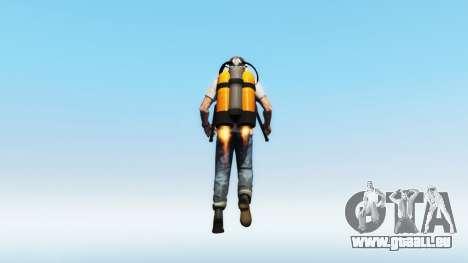 Jetpack v1.0.1 für GTA 5