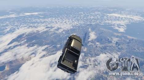 GTA 5 Sticky Underwater Cars dritten Screenshot
