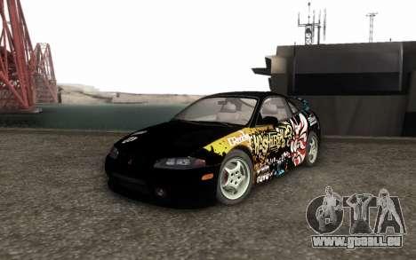 Mitsubishi Eclipse GSX NFS Prostreet pour GTA San Andreas