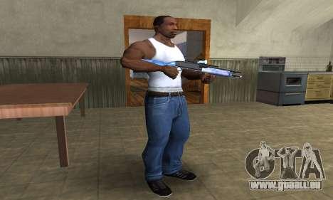 Sky Shotgun für GTA San Andreas dritten Screenshot