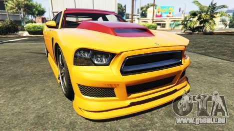 Bravado Buffalo Dodge Charger für GTA 5