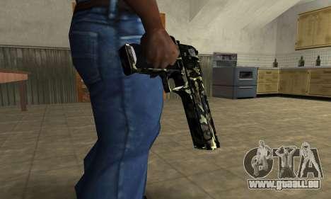 Deagle Camo für GTA San Andreas