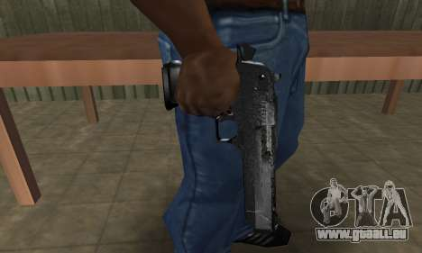 Military Deagle pour GTA San Andreas
