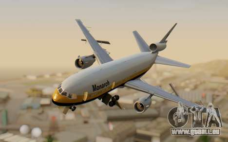 DC-10-30 Monarch Airlines pour GTA San Andreas