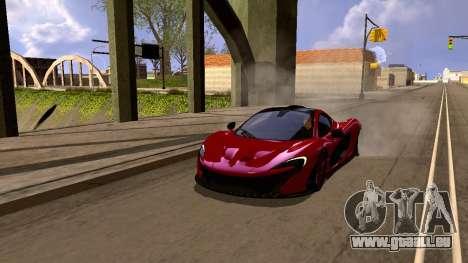 ENBTI for Low PC für GTA San Andreas dritten Screenshot