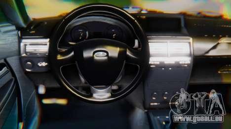 VAZ 2112 für GTA San Andreas rechten Ansicht