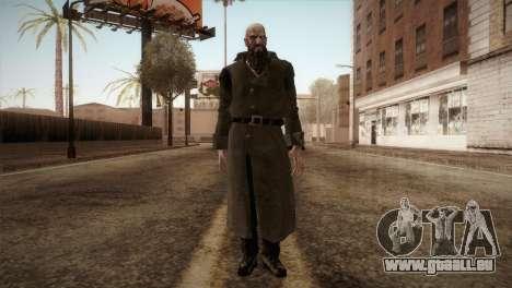 RE4 Mendes pour GTA San Andreas deuxième écran