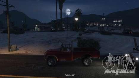 GTA 5 Realistic Vehicle Controls LUA 1.3.1 cinquième capture d'écran
