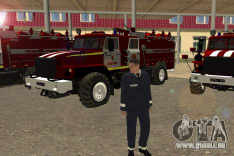 Retter Der Ukraine für GTA San Andreas dritten Screenshot