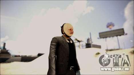 ENBTI for High PC pour GTA San Andreas quatrième écran