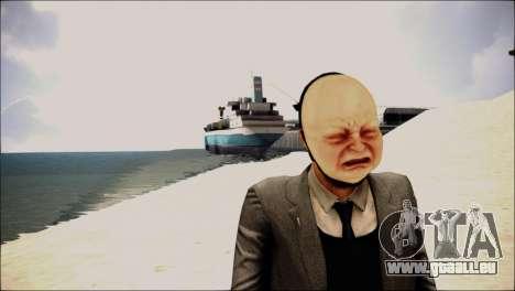 ENBTI for High PC für GTA San Andreas dritten Screenshot