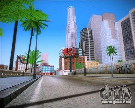 Sparkle ENB pour GTA San Andreas troisième écran