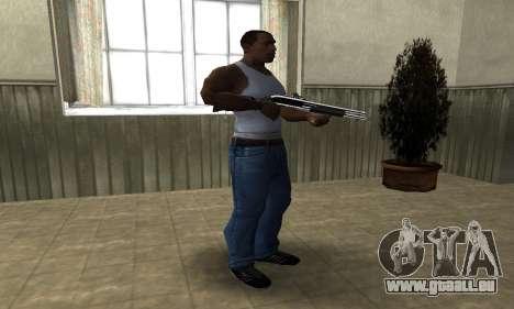 Royal Squad Shotgun pour GTA San Andreas troisième écran
