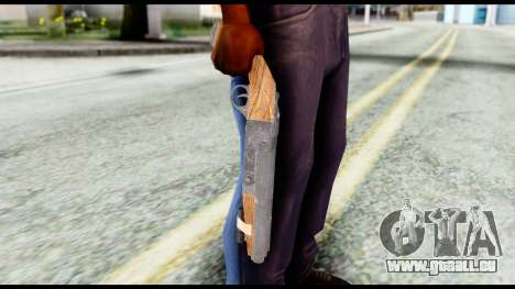 Shotgun from Resident Evil 6 für GTA San Andreas dritten Screenshot