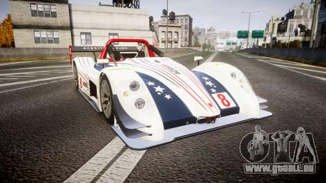 Radical SR8 RX 2011 [8] pour GTA 4