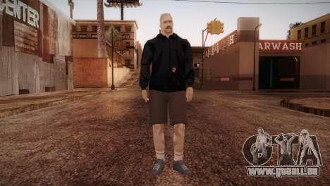Mercenaire de la mafia pour GTA San Andreas deuxième écran