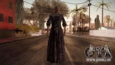 RE4 Maria pour GTA San Andreas troisième écran