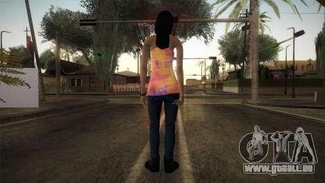 Alara Model Girl für GTA San Andreas dritten Screenshot