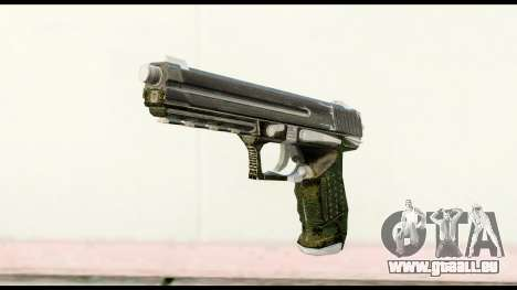 Pistol from Crysis 2 pour GTA San Andreas
