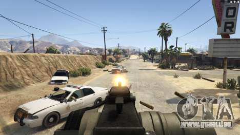 GTA 5 Control Heist Vehicles Solo [.NET] 1.4 fünfter Screenshot