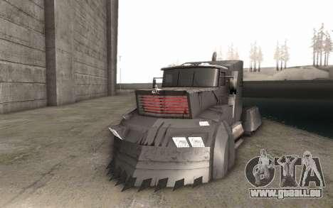 Die Mad-Max-LKW für GTA San Andreas