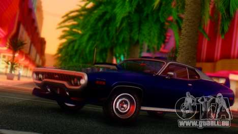 ENB Series by STEPDUDE 3.0 Beta pour GTA San Andreas quatrième écran