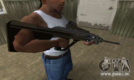 Brown AUG pour GTA San Andreas