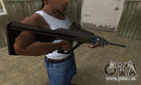 Brown AUG pour GTA San Andreas